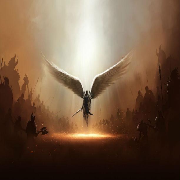 angel warrior desktop wallpaper memorial tributes